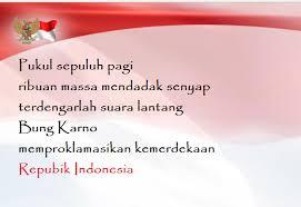 Kumpulan Naskah Contoh Puisi Tema Pahlawan Puisi Indonesia