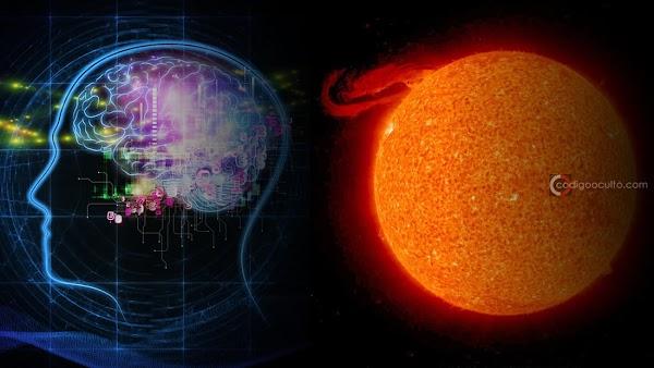 Cambios en la actividad del Sol afectan a la mente humana.