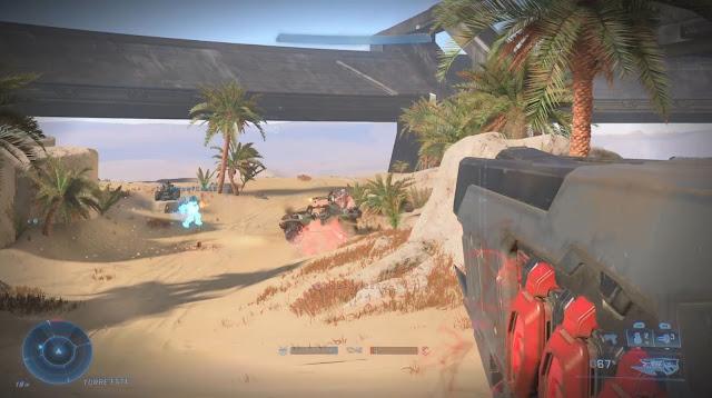 Halo Infinite beta multijugador vehículos