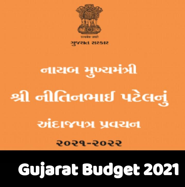 Gujarat Government Budget 2021