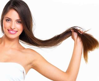 Питание для красивых волос