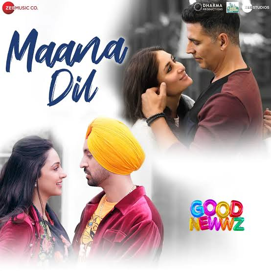 Maana Dil Love Song Lyrics, Sung By B Praak.