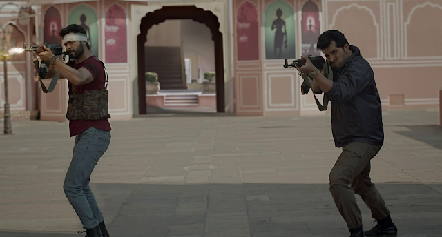 State of Siege: Temple Attack 2021 Hindi 720p HDRip