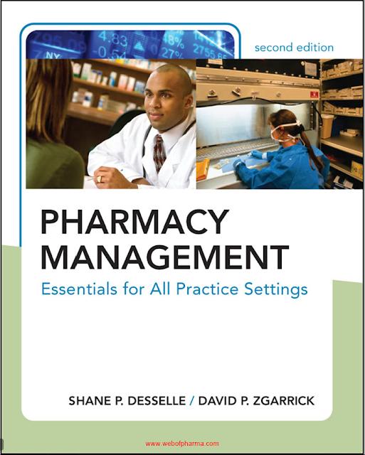 Pharmacy Managem Essentials