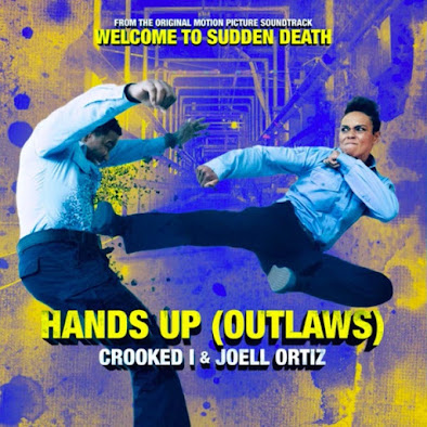 KXNG Crooked & Joell Ortiz - Hands Up (Outlaws)