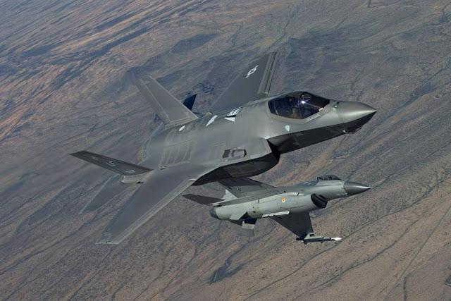 Singapore buy four F-35