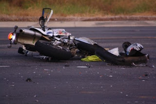 Punca kemalangan maut dan ngeri motorsikal, kemalangan jalan raya, kemalangan maut, kemalangan ngeri