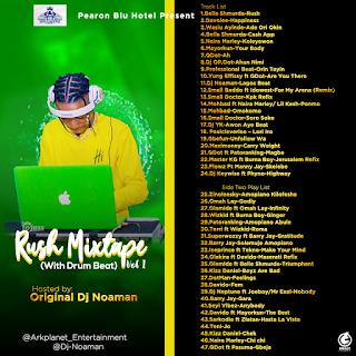 DJ Noaman - Rush Mix