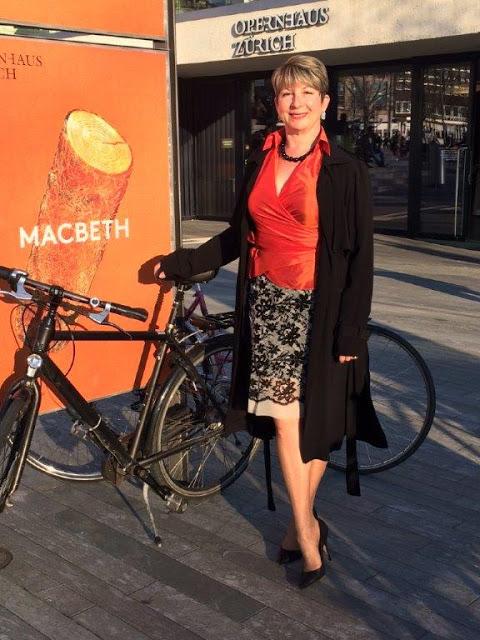 Attending Macbeth at Zurich Opera House
