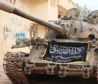 Tank Mujahidin Suriah
