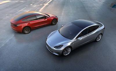 Harga Mobil Tesla Terbaru