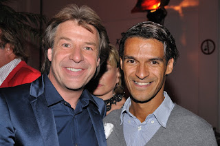 ZDF Silvester Gala Patrick Lindner und Michael Dierks