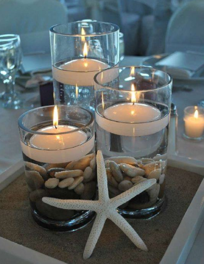 DIY DECORATIONS TO MAKE WITH PEBBLES