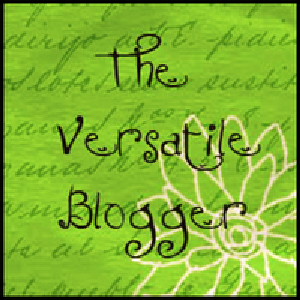 The Versatile Blogge Award