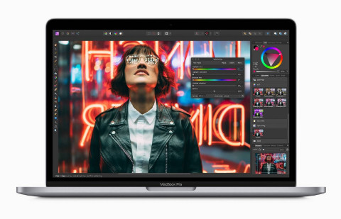 Comparison of the new 13-inch MacBook Pro and MacBook Air 2020