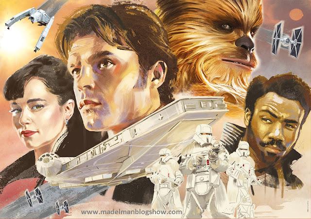 Puzzles Educa de Han Solo 1000 piezas