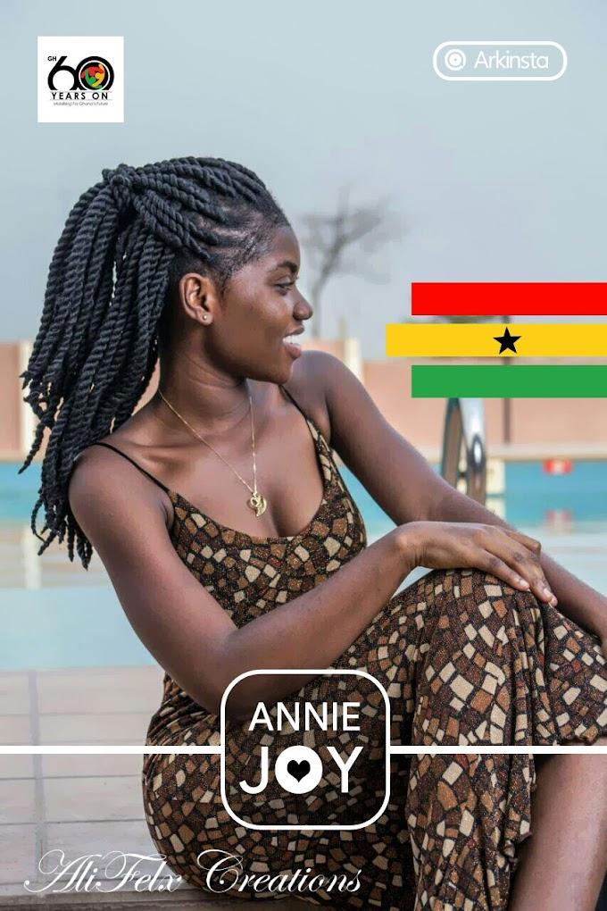 #GhanaAt60: Annie~Joy writes: The Rock OF Ages. Be Inspired!