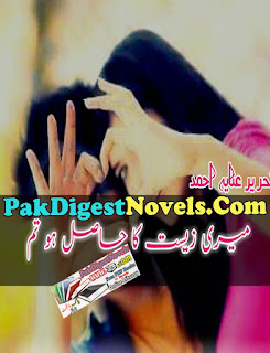 Meri Zeest Ka Hasil Ho Tum (Complete Novel) By Anaya Ahmed Pdf Free Download