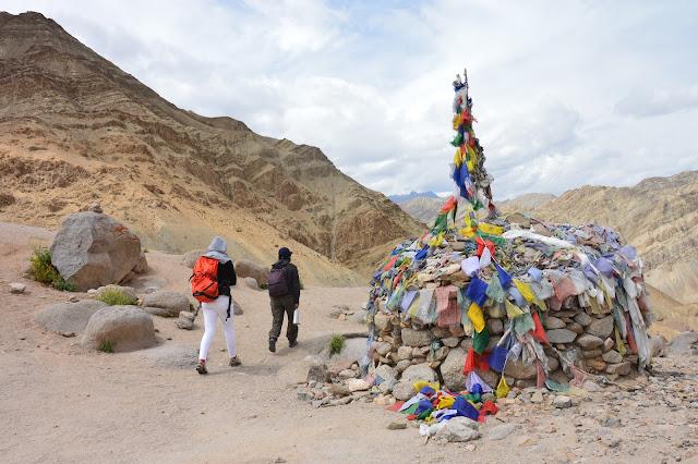 1er Pass de la vallée Sham