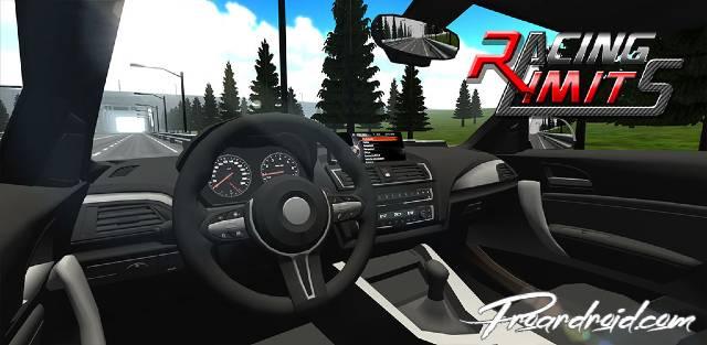 Racing Limits APk النسخة المهكرة