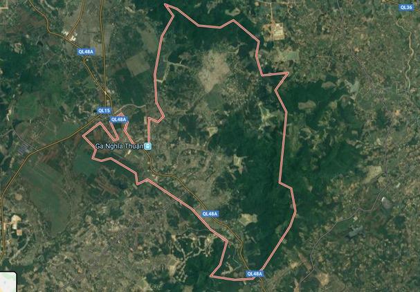 Nghệ An phong tỏa 2 xóm ở thị xã Thái Hòa, do có trường hợp nghi nhiễm Covid-19