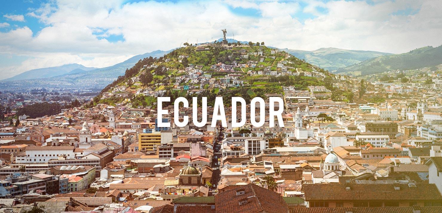 Los 5 mejores lugares de Ecuador para tomarse una foto