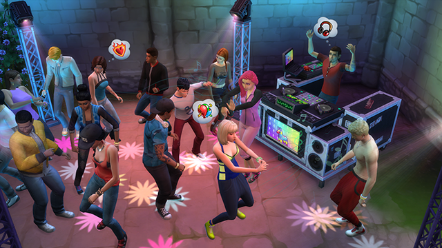 sims 4 get together expansion pack