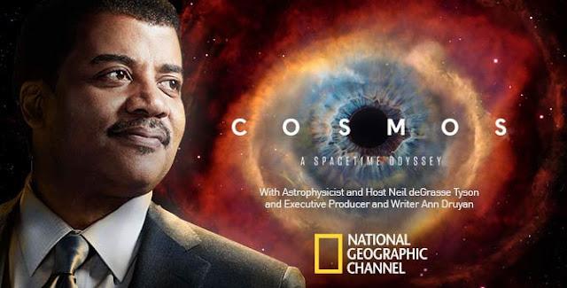 Cosmos - segunda temporada com Neil deGrasse Tyson