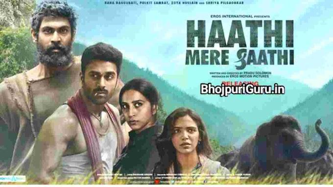 Haathi Mere Saathi Hindi Dubbed Full Movie Release Date, Cast & Crew, Budget, Review - Bhojpuri Guru