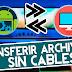 PASAR ARCHIVOS ENTRE ANDROID Y PC SIN CABLES