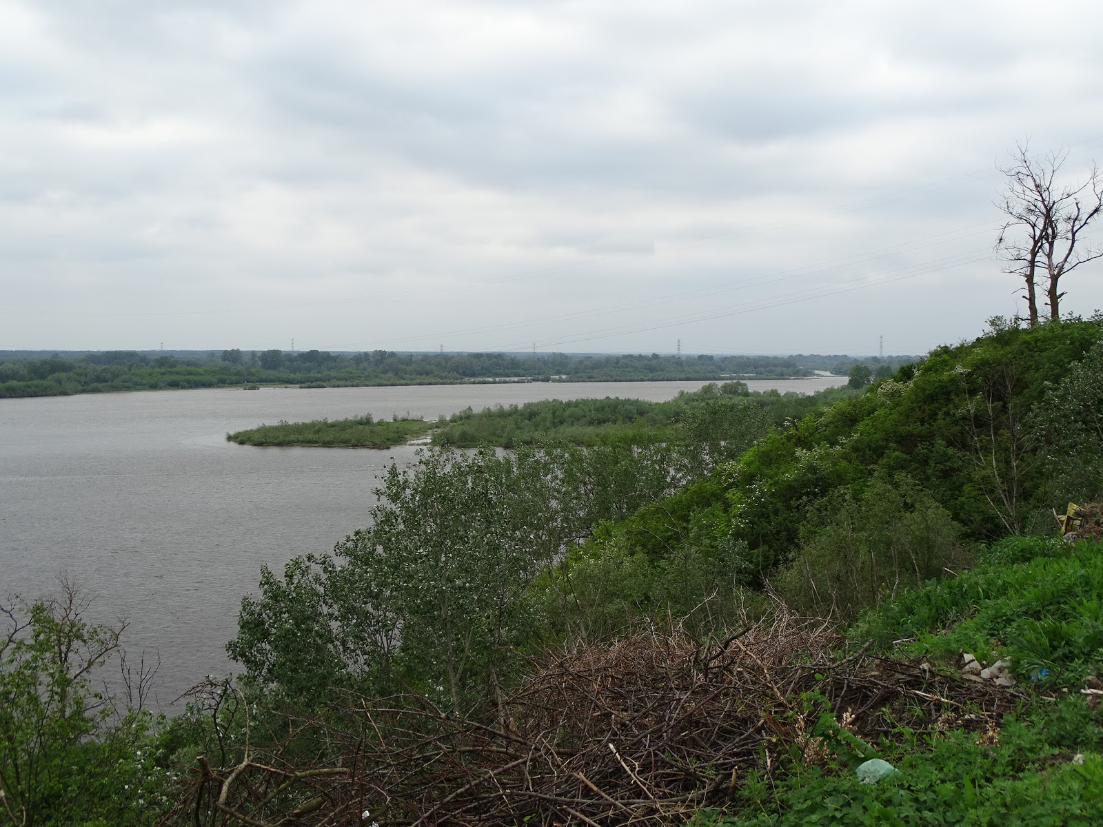 Obszary chronionego krajobrazu województwa mazowieckiego.