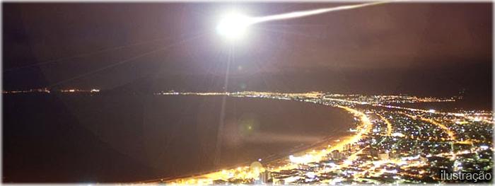 estrondo em São Paulo pode ter sido meteorito