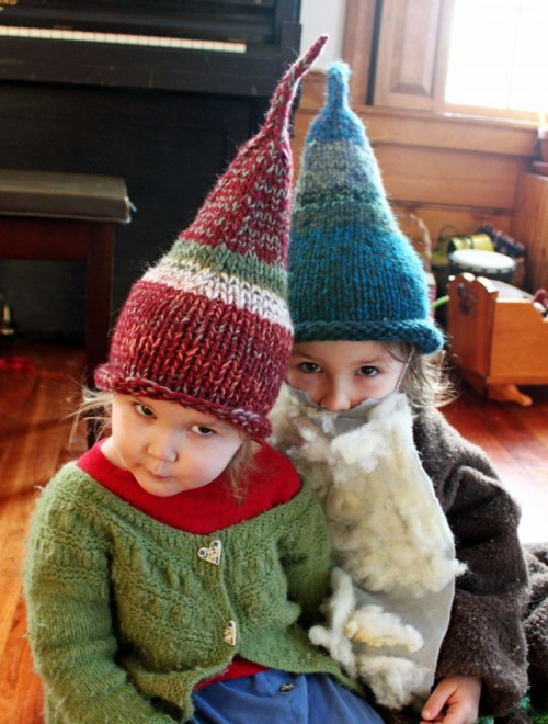 The Scrappy Gnome Hat - Free Pattern