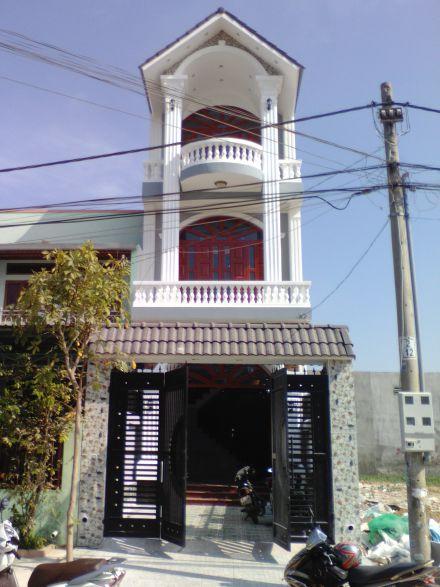 Hình ảnh căn nhà dĩ an đang bán