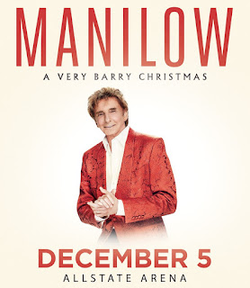 Barry Manilow at Allstate Arena