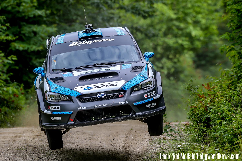 Rally World News Subaru Rally Team Usa Confirms 2018 American Rally