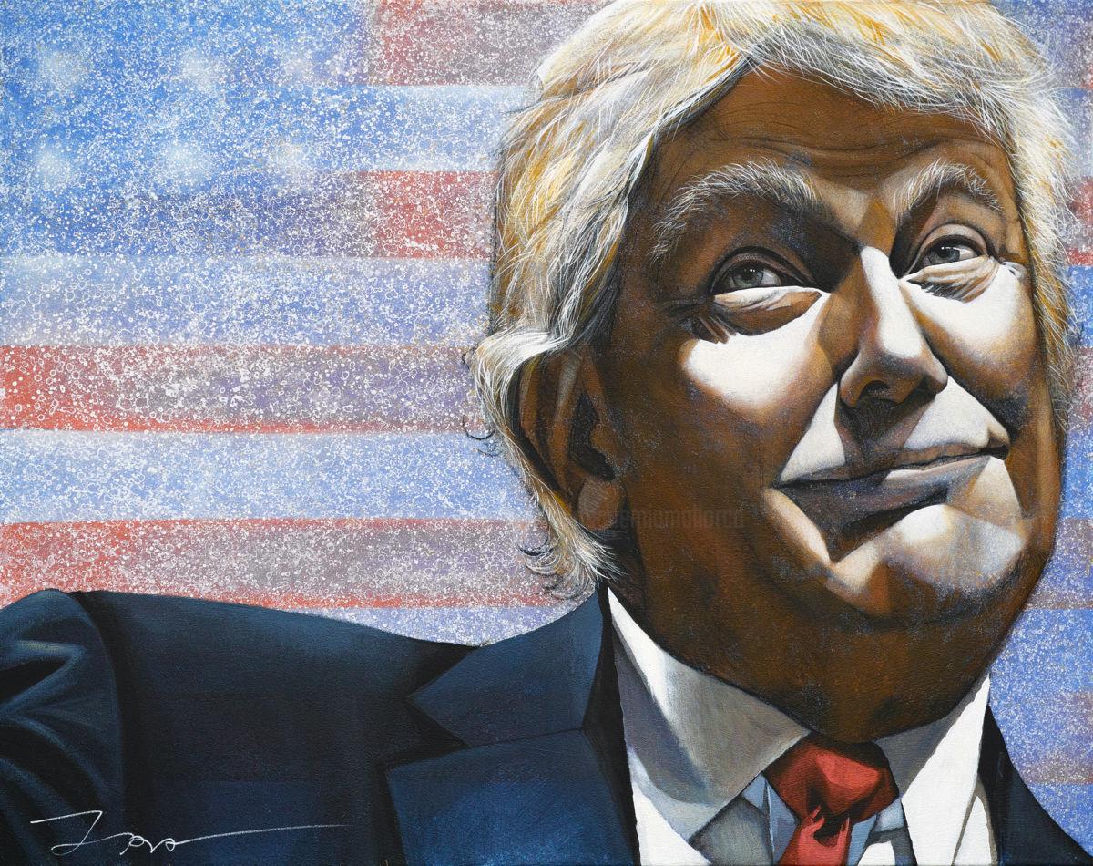Ira Tsantekidou Donald Trump