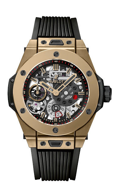 Hublot Big Bang Meca-10 Magic Gold
