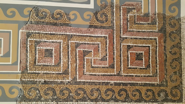 Detall del mosaic