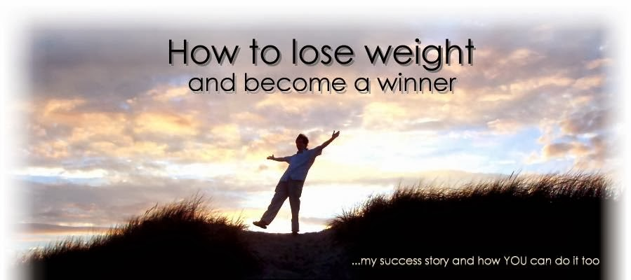 How to lose weight - and become a winner
