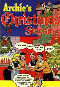 Archie's Christmas Stocking #1 (1954)