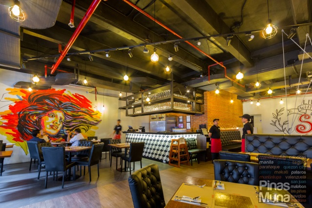 Restoran Garuda Indonesian Restaurant in Salcedo Legazpi Village Makati