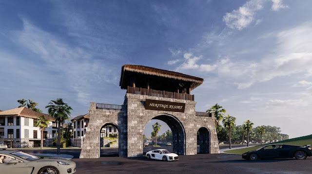 Dự án Sunshine Heritage Resort Sơn Tây Phúc Thọ trải nghiệm văn hóa làng nghề
