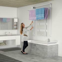 Consigli per la casa e l 39 arredamento stendibiancheria - Asciugare panni in casa ...