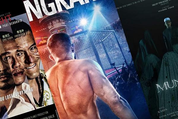 Filem Malaysia yang menarik di Netflix