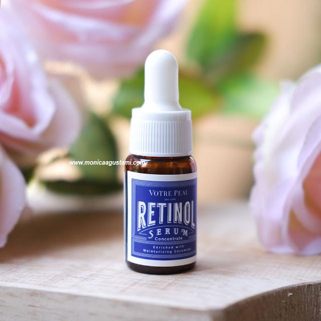 Review Votre Peau Retinol Serum