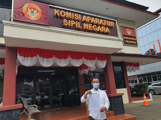 Camat Banda Alam Aceh Timur di Laporkan ke KASN | PikiranSaja.com