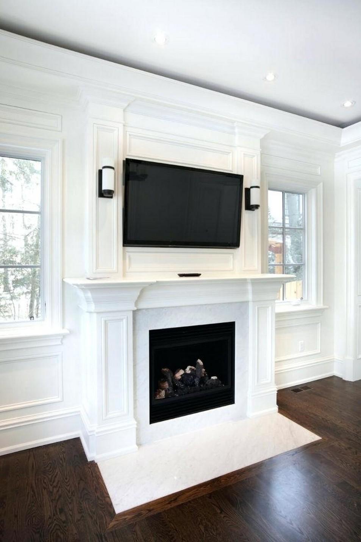 Premium Concept of TV Room Renovation Idea