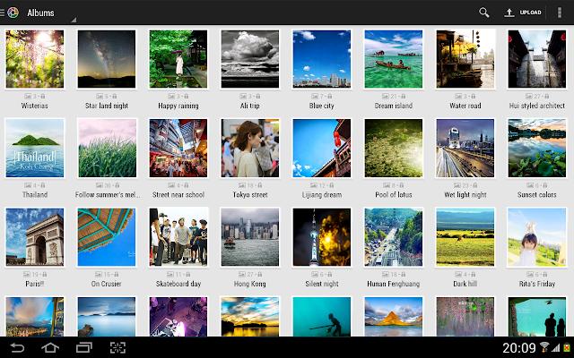 تحميل برنامج Picasa بيكاسا أشهر برنامج لعرض الصور للكمبيوتر والأندرويد