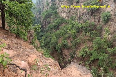 Handi Kho Pachmarhi, Madhya Pradesh -  हांडी खो, पचमढ़ी